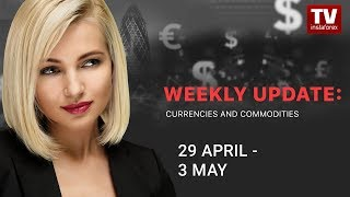 InstaForex tv news: Market dynamics: currencies and commodities (May 6 - 8)