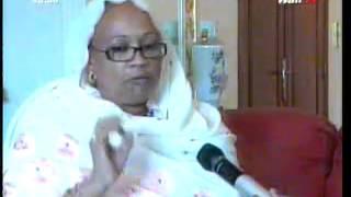 Interview de Fatime Raymonde épouse Hissene Habré