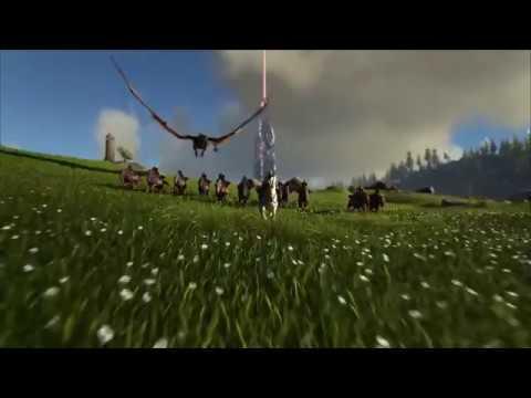 ARK: Survival Evolved - Ragnarok Official Trailer