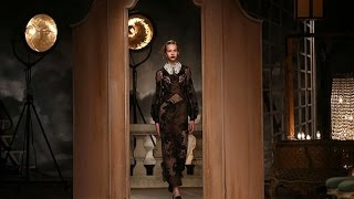 erdem fall winter 2016 2017 full fashion show exclusive