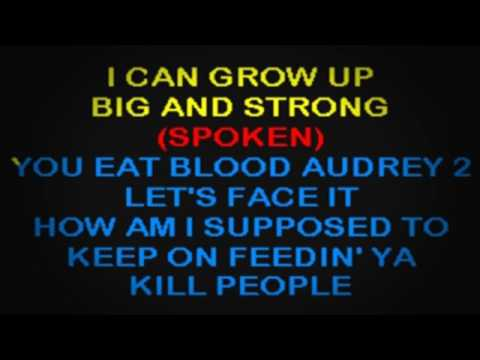 SC2231 03   Little Shop Of Horrors   Feed Me Git It [karaoke]