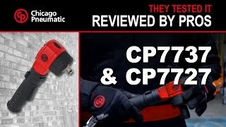 CP7737 Angle Impact Wrench Demonstration