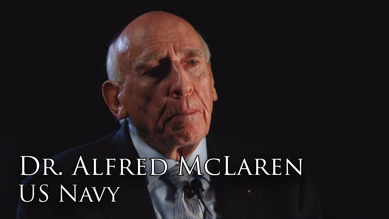 Download Full Interview: Dr. Alfred McLaren