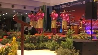 AR RAST Festival Nasyid Negeri Johor 2015 ( SMA LUGHATUL QURAN)