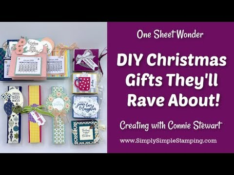 How to Make DIY Christmas Gifts They'll Rave About