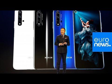شاهد: هواوي تتحدى غوغل وتطلق هواتف جديدة دون الإشارة إلى نظام التشغيل أندرويد…  - 14:55-2019 / 5 / 22