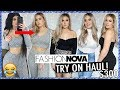 Trying On Kylies Clothes? 👚 FASHION NOVA HAUL $300+ 💸
