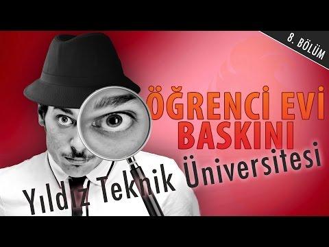 Yıldız Teknik Üniversitesi Öğrenci Evi Baskını - Hayrettin