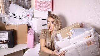HUGE UNBOXING HAUL | FREE MAKEUP, PR PACKAGES