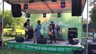 Generation Wild Crashdiet Cover Live