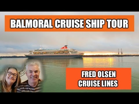 Balmoral Cruise Ship Tour
