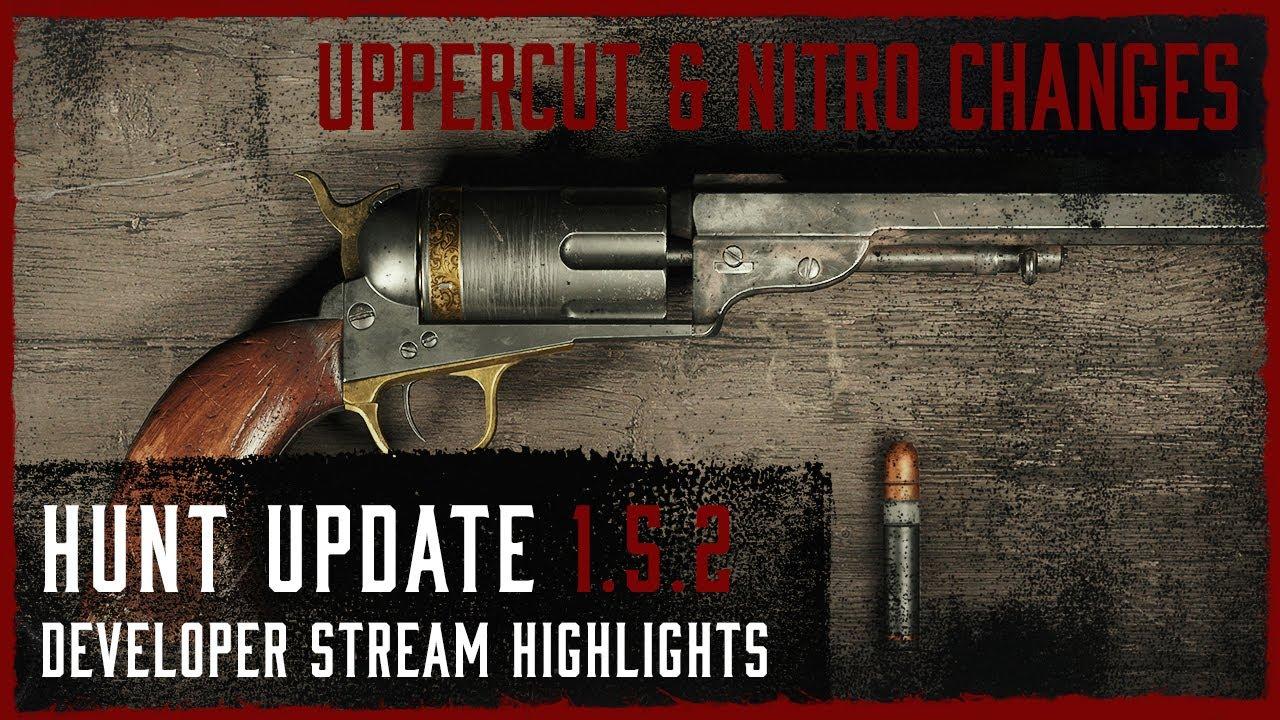 Uppercut & Nitro Changes - Update 1.5.2 Developer Live Stream Highlight