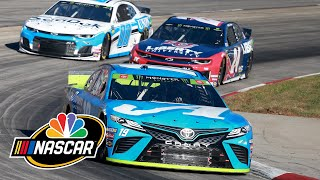 NASCAR Cup Series Playoffs at Martinsville   EXTENDED HIGHLIGHTS   10/27/2019   Motorsports on NBC