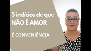 Amor por conveniência