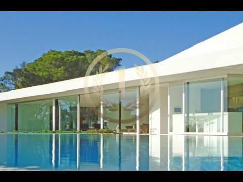 Luxury Minimalist Designer Villa Luxury Villas Ibiza Youtube
