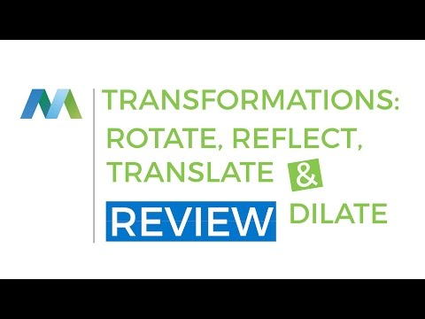 The Ultimate Transformations Review (Translate, Reflect, Rotate & Dilate)