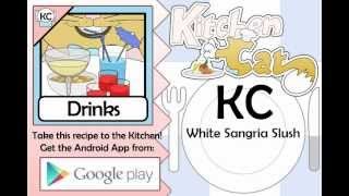 White Sangria Slush - Kitchen Cat