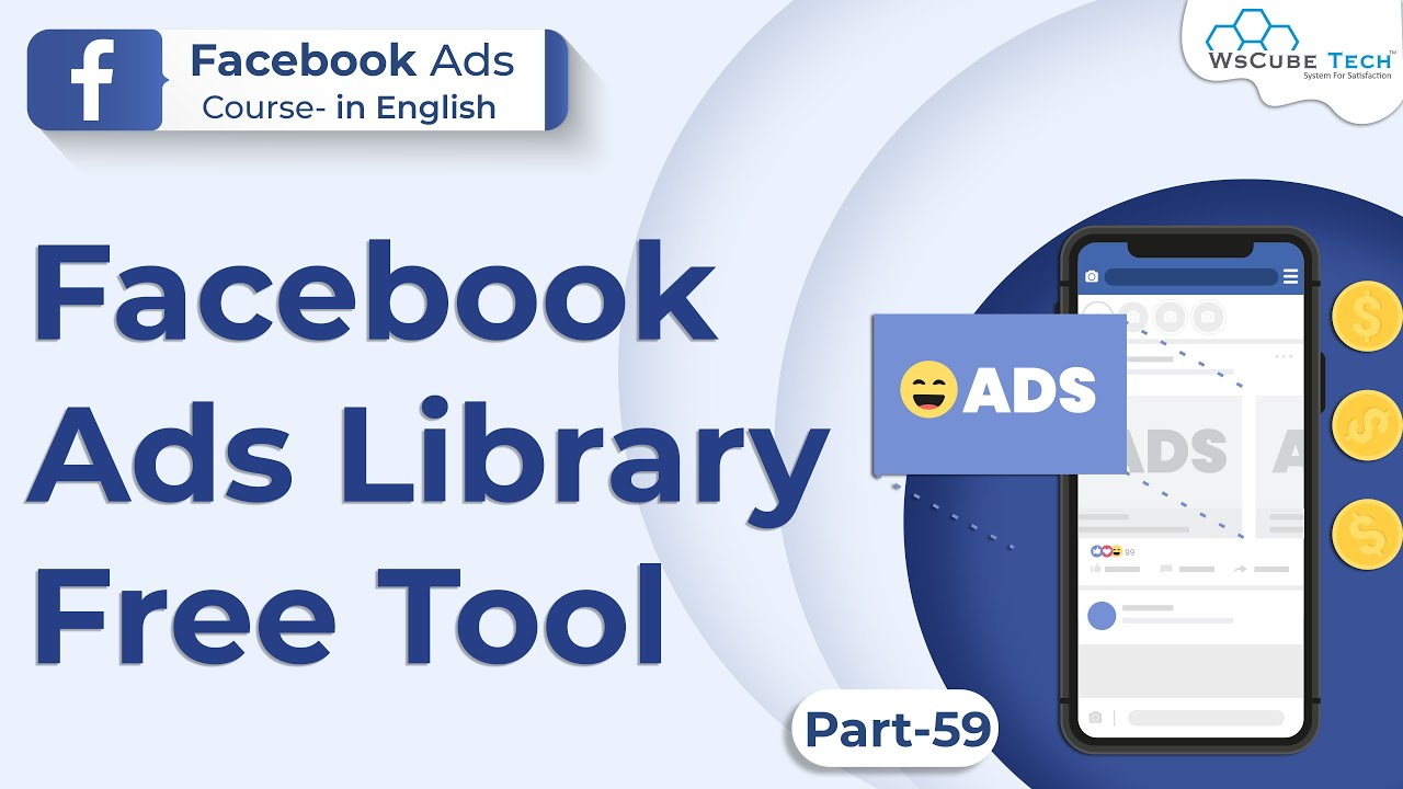 Facebook Ad Library - Best Tool for Facebook Ads Research  Facebook Ads Tutorial   #59