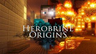 Herobrine Origins (Minecraft Film)