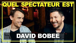 QUEL SPECTATEUR EST DAVID BOBEE | RONAN AU THÉÂTRE
