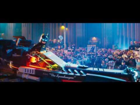 LEGO BATMAN MUSIC VIDEO WHO THE (BAT) MAN DE PATRICK STUMP