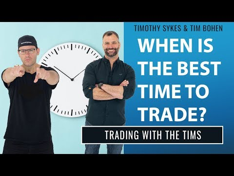 When Is The Best Time To Trade?