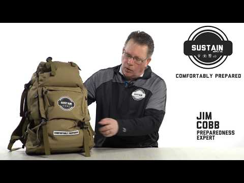 Sustain Supply Co - 4 Person Bag