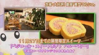 磯山さやかさんが,東京・銀座にある茨城県のアンテナショップ『黄門マ...