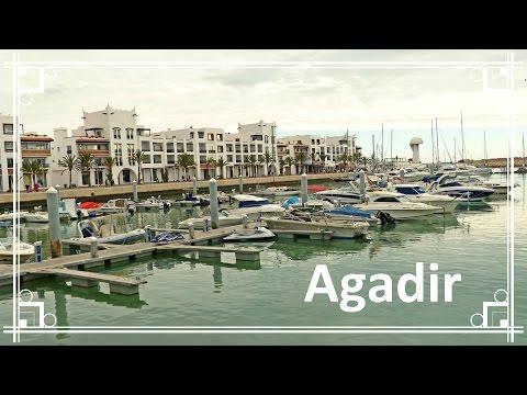 Agadir: Marina de Lujo y surf | 18# Marruecos / Maroc / Morocco