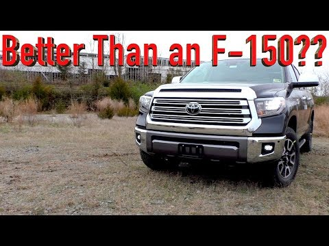 2018 Toyota Tundra Review, Should You Buy It??