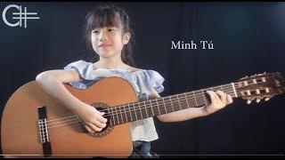 Ngày đầu tiên đi học - Minh Tú Guitar & Nam Khánh Cajon - Văn Anh Guiar Class