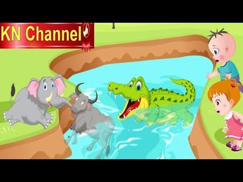 Hoạt hình KN Channel BÉ NA THI BẮT CHUỘT VỚI MÈO & CHÓ tập 4 | Hoạt hình Việt Nam | GIÁO DỤC MẦM NON