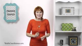 Change Diaper in Baby Sign Language, ASL