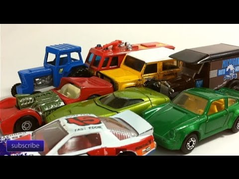 Episode 137 A Huge Haul Of Collectable Superfast Matchbox Diecast Toy Cars Part 1