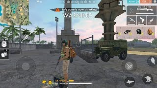 Solo Victory|Garena Free Fire Battle Grounds|Pro Player