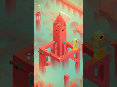 Monument valley game walkthrough level 6 - The Labyrinth