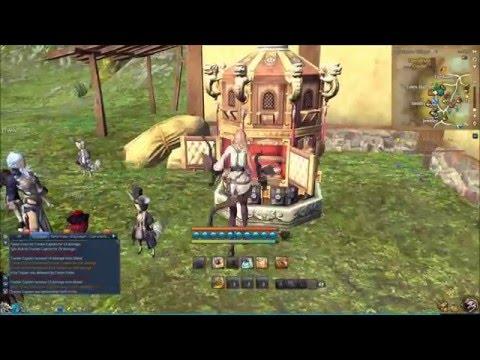 Blade and Soul Get to Jadestone Village Explore Jadestone Village