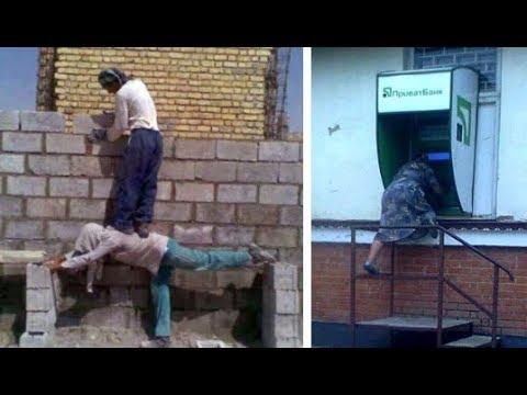 Лютые горе строители. Как можно так строить?
