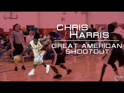 """Chris Harris Shows Out at the Texas GASO in front of Terrance """"2K"""" Ferguson and Deon Barrett"""