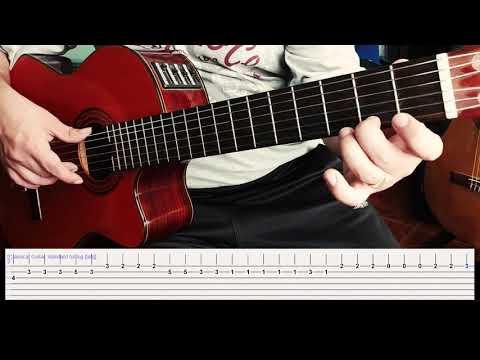 Kilometro 11 Guitarra Chamame Tutorial By Profe Roberto