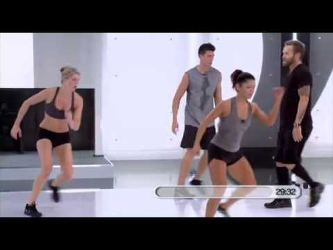 Bob Harper Ultimate Cardio Body  63 min.  Боб Харпер кардио тренировка