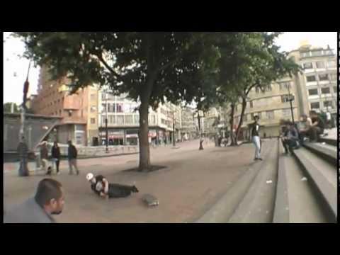 Caidas Skateboarding_ Pressure Skateshop 2011