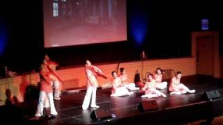 RCSI International Night 2009 - Team Malaysia (Chinese Fan Dance)