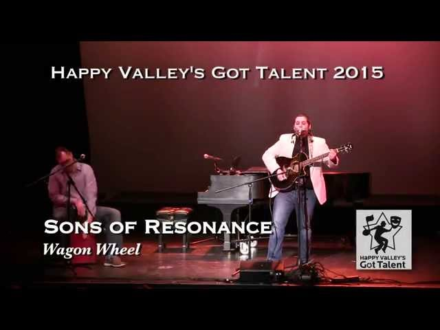 """Wagon Wheel"" performed at The State Theatre"
