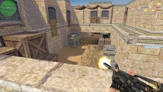 Counter Strike: Condition Zero Gameplay PC - Dust (Expert Level)