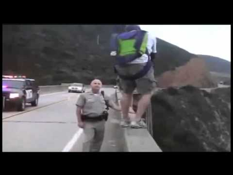 Greatest escape from Police ever!