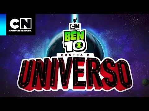 Ben 10 contra o Universo: O filme | Prévia | Cartoon Network