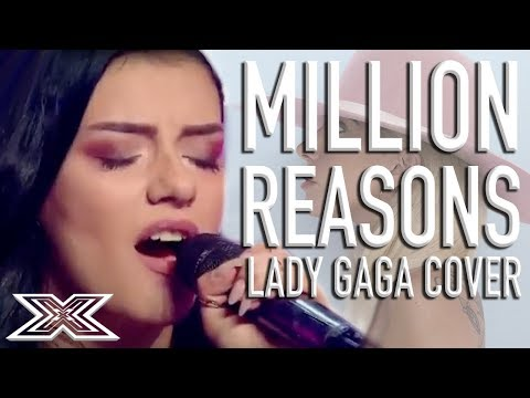 """FLAWLESS Lady Gaga """"Million Reasons"""" Cover Has The Audience In Tears! 