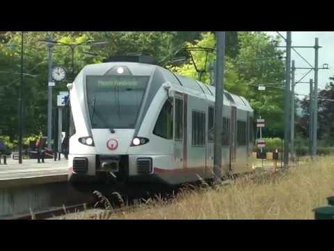 Euro Rails 192 - Veolia Transport op de Heuvellandlijn deel 1