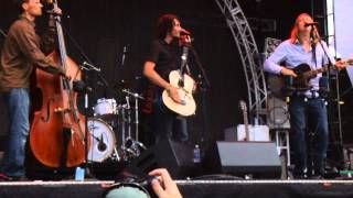 The Wood Brothers - Liza Jane - All Good Festival 2012